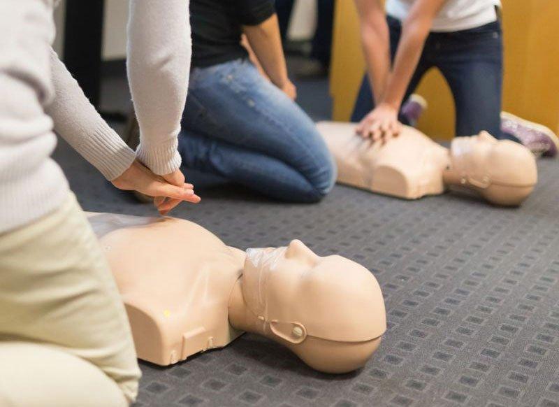 Workplace CPR Training American Heart Association Training Center All Heart Atlanta
